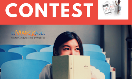 $4000+ Back to School Contest by ReMARKable Whiteboard Paint and eQuil SmartMarker