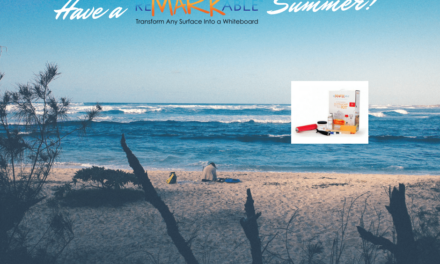 ReMARKable Summer Sale 2018 [28% Off Whiteboard Paint]