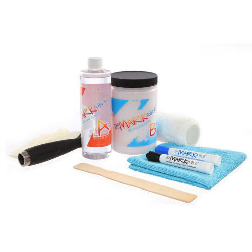 Whiteboard Paint - 100 Square Foot Kit