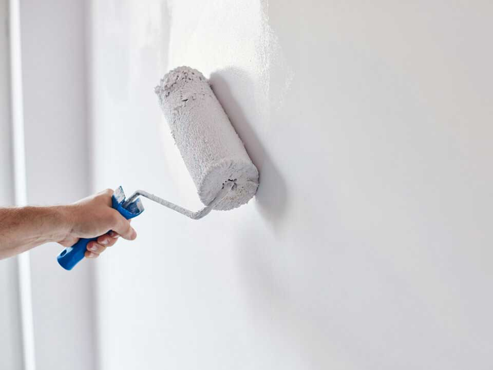 How does dry erase paint work?